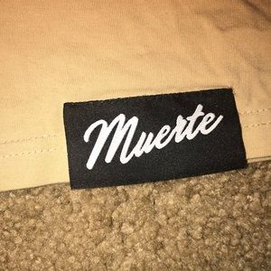 hustle daily Shirts - Hustle Daily x Hasta Muerte collab Tee STREETWEAR